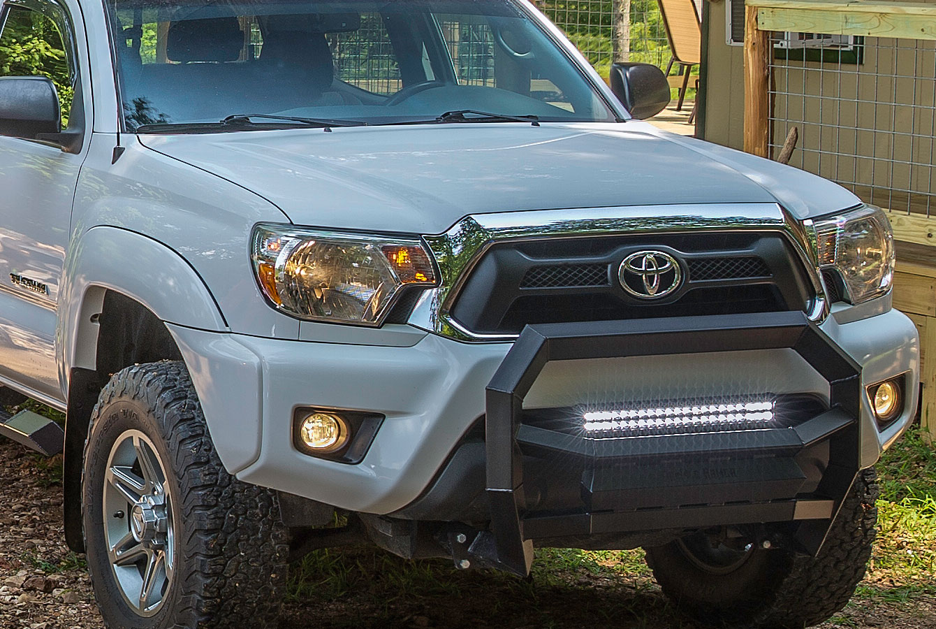 How To Install A Bull Bar On A Toyota Tacoma Turne Word