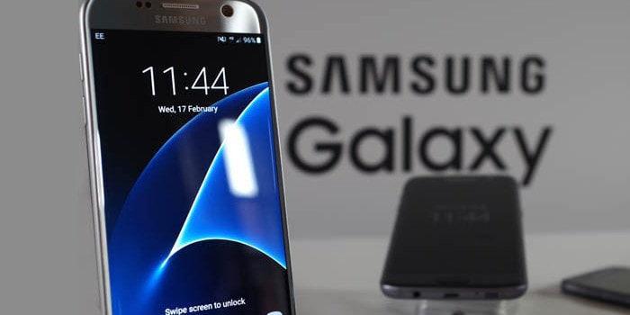Samsung S7 Phone