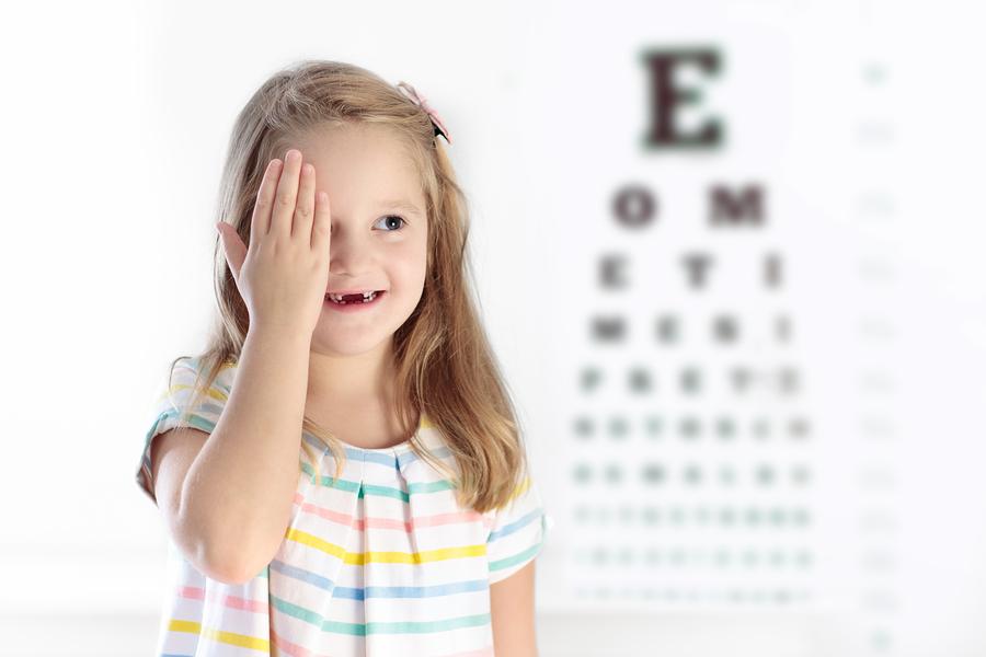 pediatric eye care