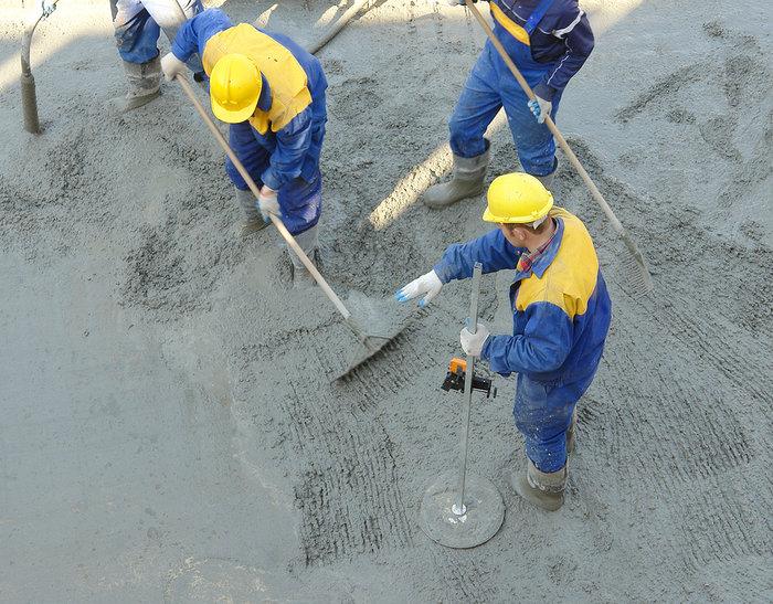commercial concrete companies
